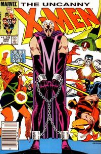 Cover Thumbnail for The Uncanny X-Men (Marvel, 1981 series) #200 [Newsstand]
