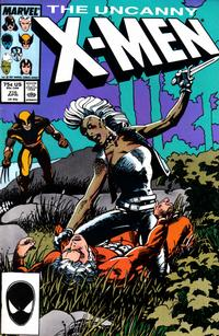 Cover Thumbnail for The Uncanny X-Men (Marvel, 1981 series) #216 [Direct]