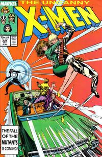 Cover Thumbnail for The Uncanny X-Men (Marvel, 1981 series) #224