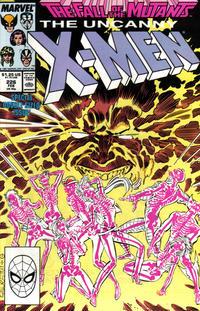 Cover Thumbnail for The Uncanny X-Men (Marvel, 1981 series) #226
