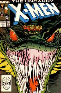 Cover Thumbnail for The Uncanny X-Men (Marvel, 1981 series) #232 [Direct]