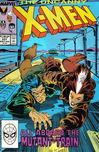 Cover Thumbnail for The Uncanny X-Men (Marvel, 1981 series) #237 [Direct]