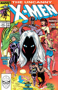 Cover Thumbnail for The Uncanny X-Men (Marvel, 1981 series) #253