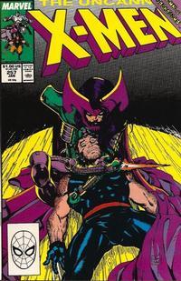 Cover Thumbnail for The Uncanny X-Men (Marvel, 1981 series) #257