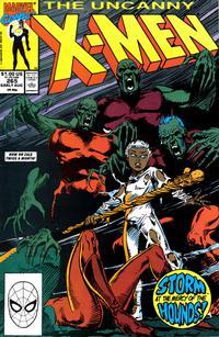 Cover Thumbnail for The Uncanny X-Men (Marvel, 1981 series) #265