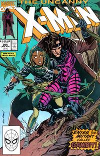 Cover Thumbnail for The Uncanny X-Men (Marvel, 1981 series) #266