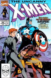 Cover Thumbnail for The Uncanny X-Men (Marvel, 1981 series) #268
