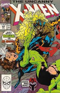 Cover Thumbnail for The Uncanny X-Men (Marvel, 1981 series) #269 [Direct]