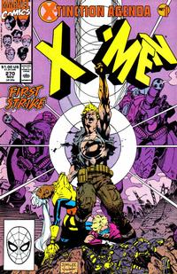 Cover Thumbnail for The Uncanny X-Men (Marvel, 1981 series) #270