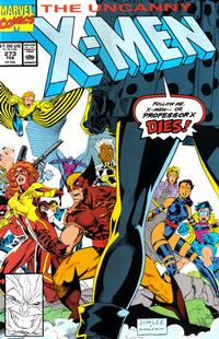 Cover Thumbnail for The Uncanny X-Men (Marvel, 1981 series) #273 [Direct]