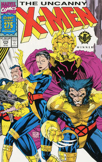 Cover Thumbnail for The Uncanny X-Men (Marvel, 1981 series) #275 [Direct Edition]