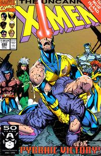 Cover Thumbnail for The Uncanny X-Men (Marvel, 1981 series) #280