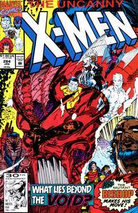 Cover Thumbnail for The Uncanny X-Men (Marvel, 1981 series) #284