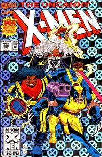 Cover Thumbnail for The Uncanny X-Men (Marvel, 1981 series) #300 [Direct]