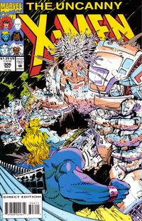 Cover Thumbnail for The Uncanny X-Men (Marvel, 1981 series) #306