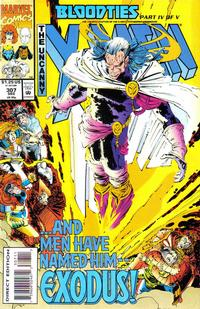 Cover Thumbnail for The Uncanny X-Men (Marvel, 1981 series) #307 [Direct Edition]