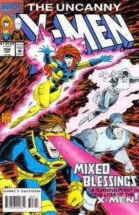 Cover Thumbnail for The Uncanny X-Men (Marvel, 1981 series) #308