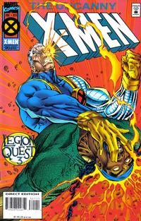 Cover Thumbnail for The Uncanny X-Men (Marvel, 1981 series) #321 [Direct Deluxe Edition]