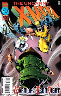 Cover Thumbnail for The Uncanny X-Men (Marvel, 1981 series) #329 [Direct Deluxe Edition]