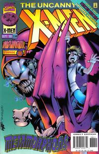 Cover Thumbnail for The Uncanny X-Men (Marvel, 1981 series) #336