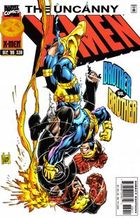 Cover Thumbnail for The Uncanny X-Men (Marvel, 1981 series) #339 [Direct Edition]