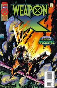 Cover Thumbnail for Weapon X (Marvel, 1995 series) #2