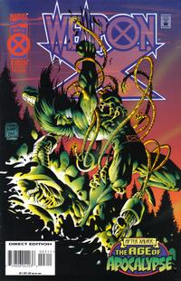 Cover Thumbnail for Weapon X (Marvel, 1995 series) #3