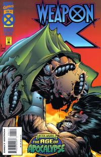 Cover Thumbnail for Weapon X (Marvel, 1995 series) #4