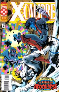Cover Thumbnail for X-Calibre (Marvel, 1995 series) #1 [Direct Edition]