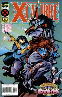 Cover Thumbnail for X-Calibre (Marvel, 1995 series) #3 [Direct Edition]