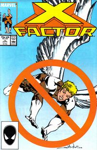 Cover Thumbnail for X-Factor (Marvel, 1986 series) #15 [Direct Edition]