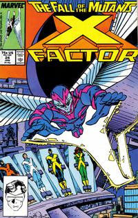 Cover Thumbnail for X-Factor (Marvel, 1986 series) #24 [Direct]