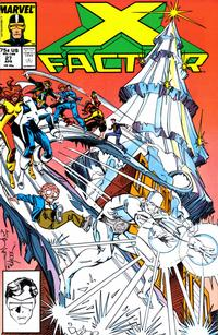 Cover Thumbnail for X-Factor (Marvel, 1986 series) #27 [Direct Edition]