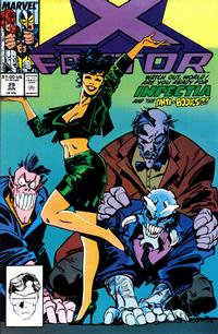Cover Thumbnail for X-Factor (Marvel, 1986 series) #29 [Direct]