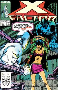 Cover Thumbnail for X-Factor (Marvel, 1986 series) #31 [Direct Edition]