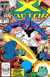 Cover Thumbnail for X-Factor (Marvel, 1986 series) #44 [Direct]
