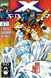 Cover Thumbnail for X-Factor (Marvel, 1986 series) #64 [Direct Edition]