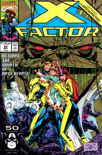 Cover Thumbnail for X-Factor (Marvel, 1986 series) #66 [Direct Edition]