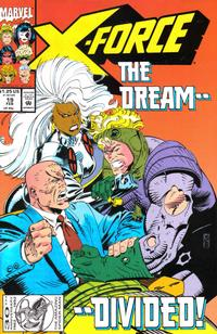 Cover Thumbnail for X-Force (Marvel, 1991 series) #19 [Direct]