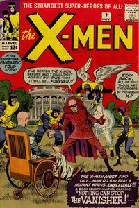 Cover Thumbnail for The X-Men (Marvel, 1963 series) #2