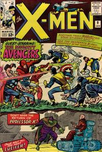 Cover Thumbnail for The X-Men (Marvel, 1963 series) #9