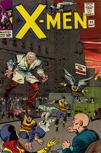 Cover Thumbnail for The X-Men (Marvel, 1963 series) #11