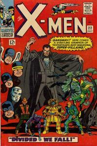 Cover Thumbnail for The X-Men (Marvel, 1963 series) #22