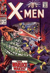 Cover Thumbnail for The X-Men (Marvel, 1963 series) #30