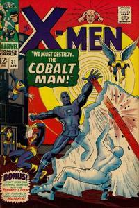 Cover Thumbnail for The X-Men (Marvel, 1963 series) #31