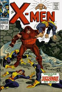 Cover Thumbnail for The X-Men (Marvel, 1963 series) #32