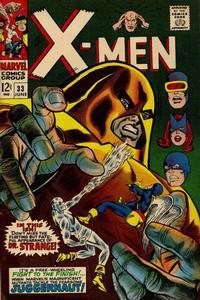 Cover for The X-Men (Marvel, 1963 series) #33
