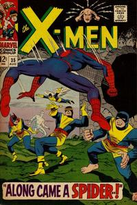 Cover Thumbnail for The X-Men (Marvel, 1963 series) #35