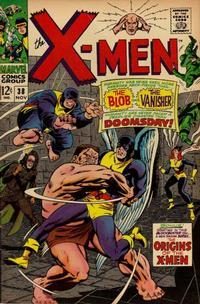 Cover Thumbnail for The X-Men (Marvel, 1963 series) #38