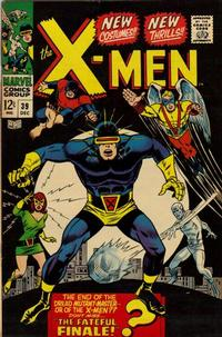 Cover for The X-Men (Marvel, 1963 series) #39